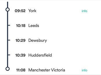 Football away day travel plans