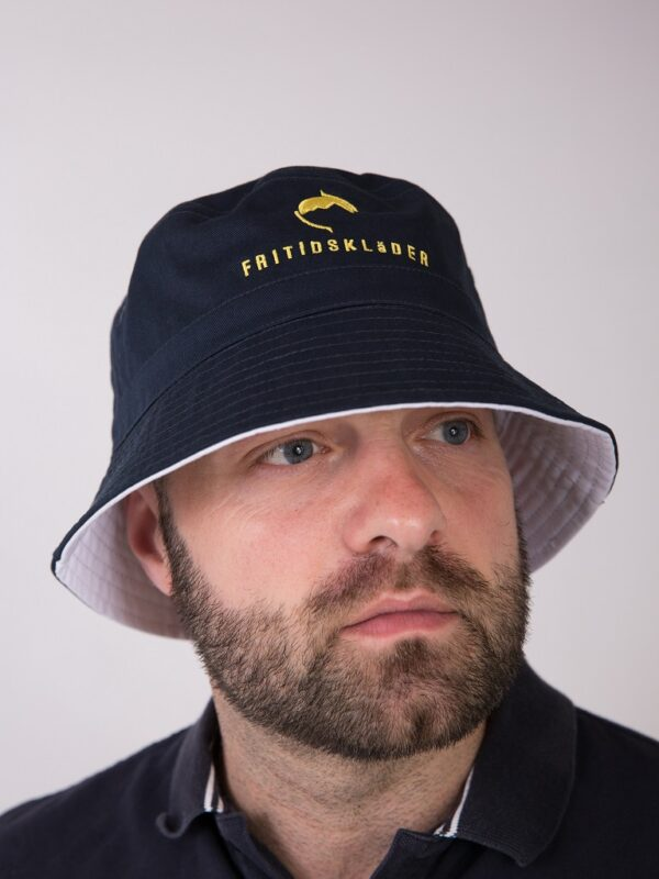 Fritidsklader Navy Blue Bucket Hat