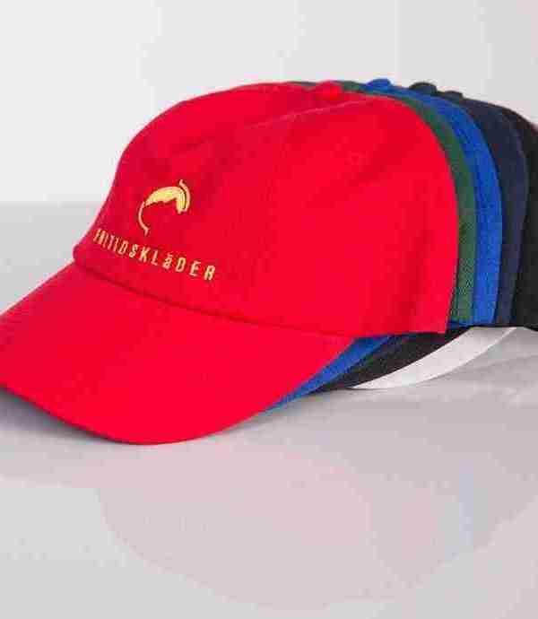 Fritidsklader Baseball Caps