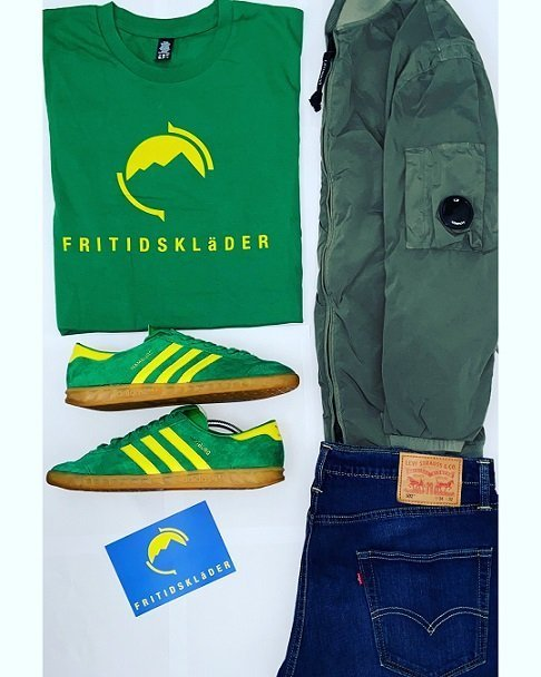 Fritidsklader football casual combos