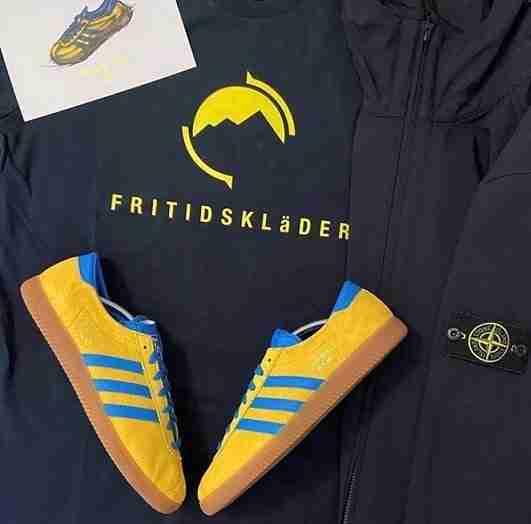 Adidas Malmo 2019 Fritidsklader combo