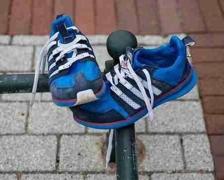 Football Casual Trainers Adidas SL Loop Runner Bluebird