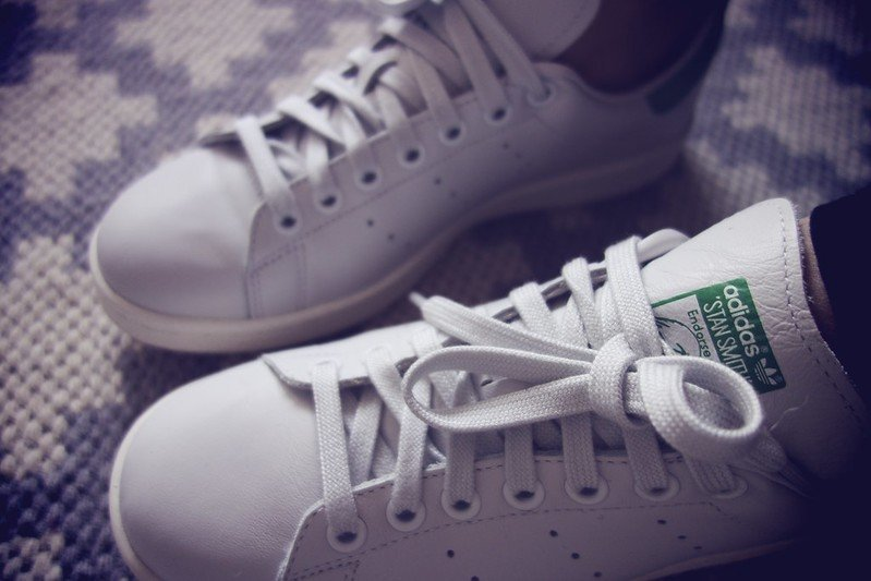 Adidas Stan Smith Football Casual Trainers