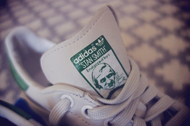 Stan Smith trainers favourites of Football Casuals