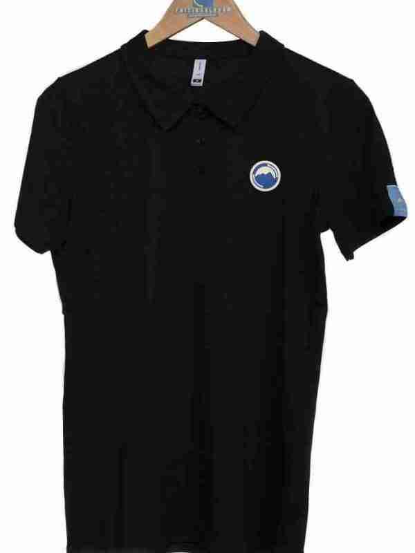 Fritidsklader Polo Shirt Black