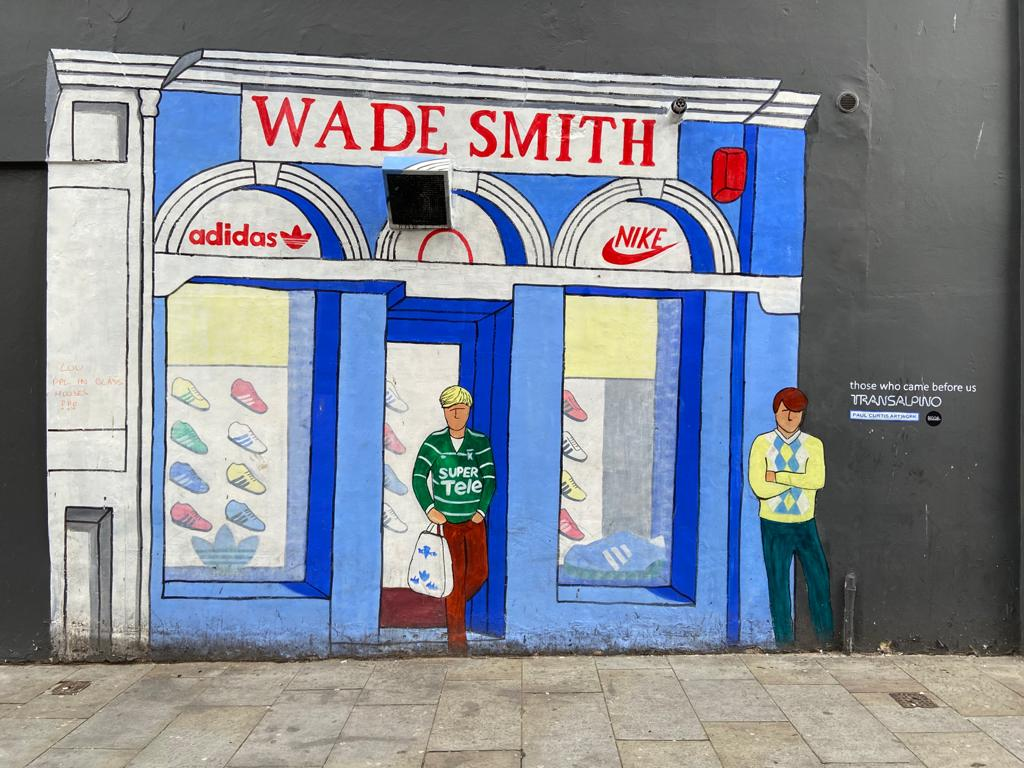 Wade Smith mural Liverpool