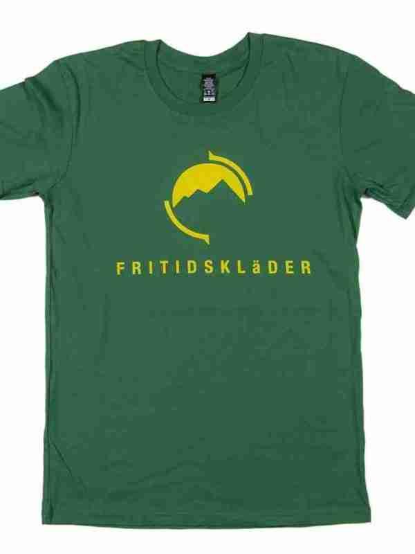 Kelly Green T Shirt Fritidsklader