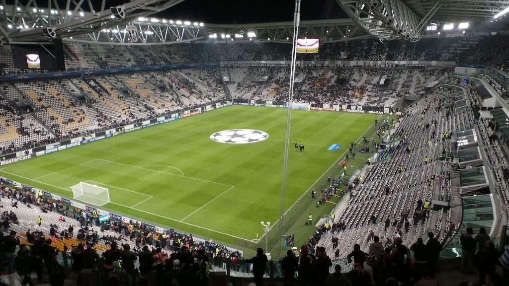 Curva Sud, Allianz Arena Turin