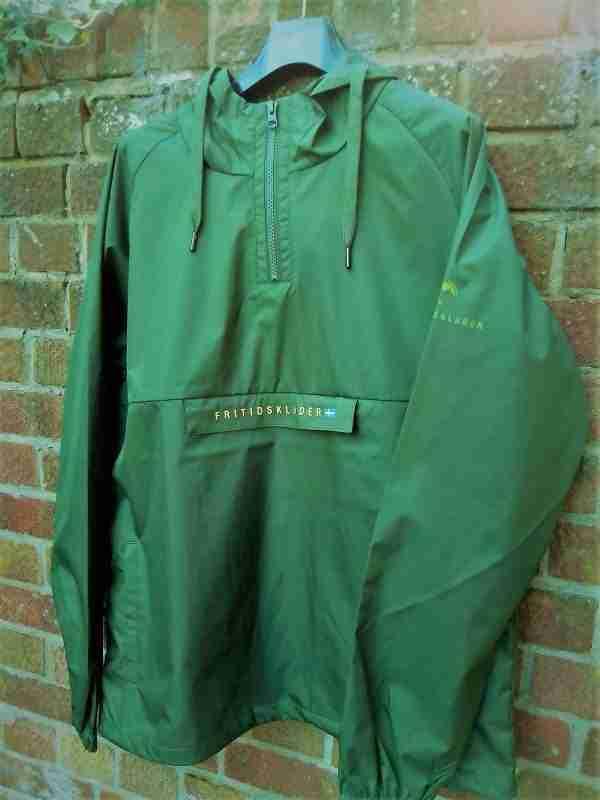 Army Green Windbreaker