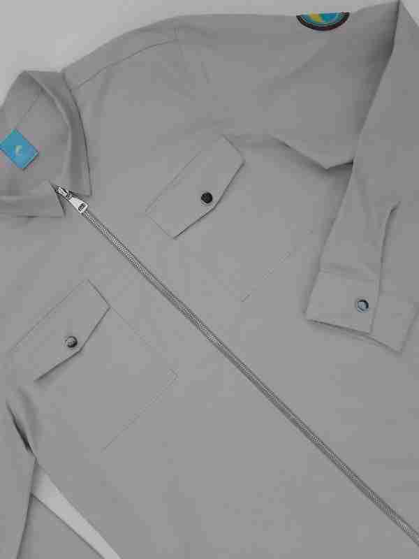 Fritidsklader Heavy Cotton Overshirt